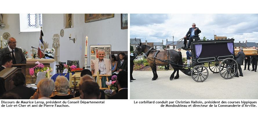 Pierre Fauchon, ancien sénateur, avait soutenu tous les maires de France, et sauvé Arville.