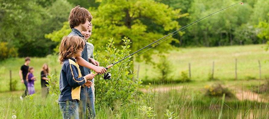 Et si vos enfants allaient à la pêche cet été…