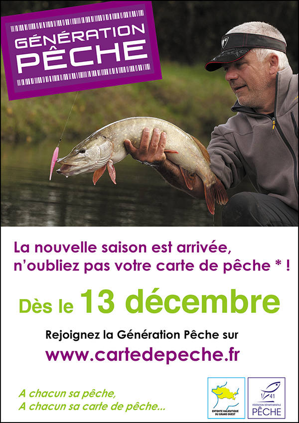 Fédération de pêche du 41