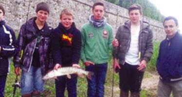 Un Atelier Pêche Nature à Sargé-sur-Braye !