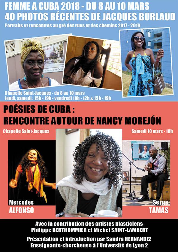 COOPàCUBA ; Femme cubaine ; Journée internationale des droits des femmes