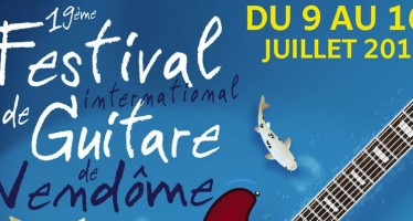 19ème Festival International de guitare de Vendôme