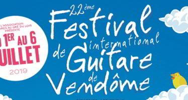 Vendôme : une histoire d'amour de la guitare