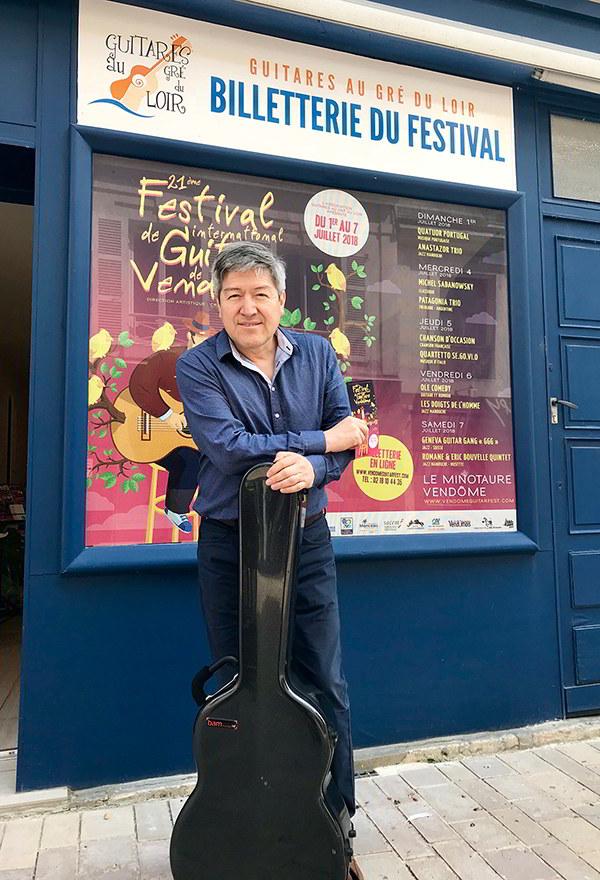 Festival international de guitare de Vendôme ; Festival international de guitare