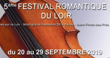 5e Festival Romantique du Loir
