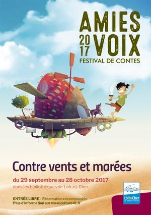 Amies Voix ; festival de contes