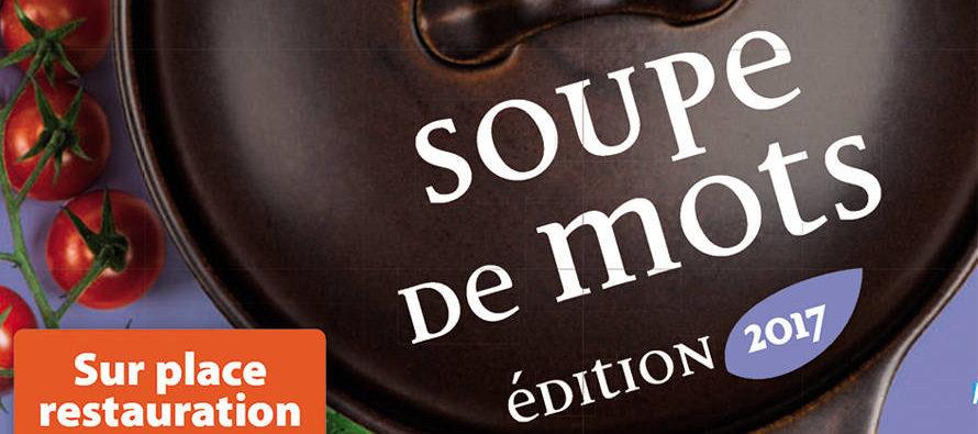Des soupes remarquables au Jardin de Sasnières