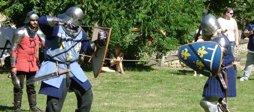 Fête médiévale du temps des chevaliers