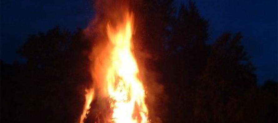 Depuis 37 ans le feu fait la fête