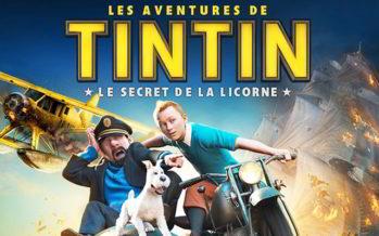 Couëtron sur les traces de Tintin