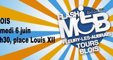 Flash'Mob APF 2015-1, 2, 3  et… c'est reparti !