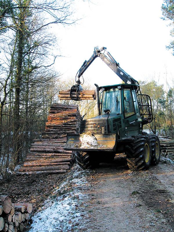 forêt de Vendôme ; aménagement forestier ; Office national des forêts
