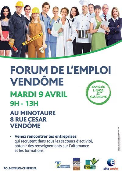 Forum de l'emploi ; multisectoriel