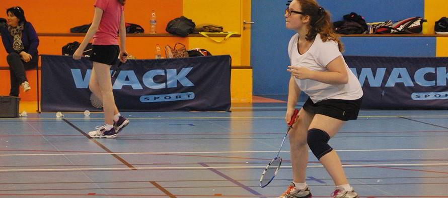 Badminton :  les premières compétitions