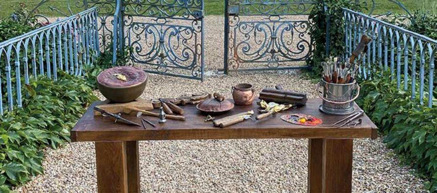 41 Artisans d'art au salon du château de Fretay