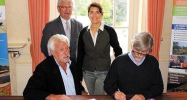 Patrimoine naturel préservé en bordure du Loir-et-Cher