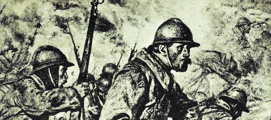 Exposition «Première guerre mondiale 1914-1918»