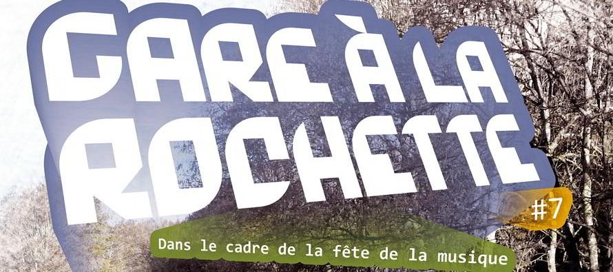 Gare à la Rochette 2015