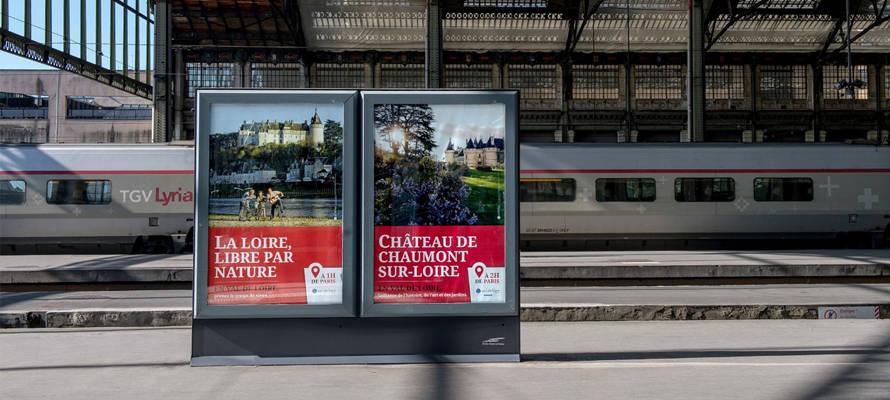Val de Loire ; châteaux de la Loire ; ZooParc de Beauval ; Center Parcs