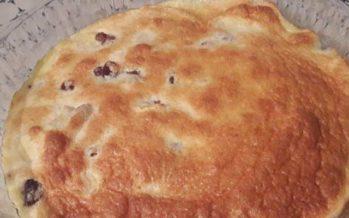 Gâteau aux pommes sans farine
