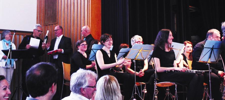 Rencontre amicale et concert à Gevelsberg