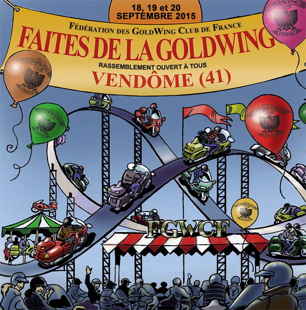 goldwing-affiche