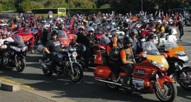 Rassemblement de motos GoldWing Vendôme – du 18 au 20 septembre