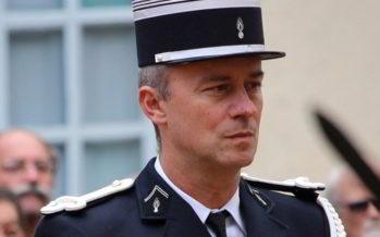 Prise officielle de commandement pour le capitaine Hervé Jouve