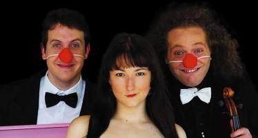 «HILARISSIMO» Quand les clowns se mettent à la musique classique !