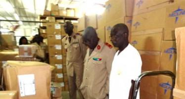 Horizons Sahel Solidarité : le 67e conteneur à Dakar