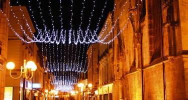 C'est beau  Vendôme la nuit