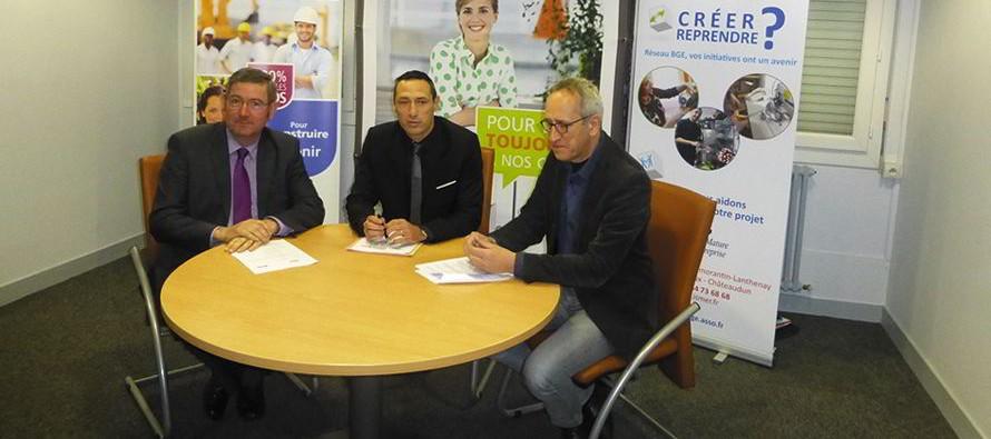 Groupama et BGE ISMER, des valeurs partagées pour un partenariat local