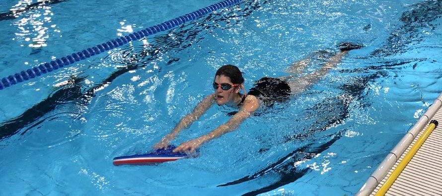 «J'ai testé pour vous….,» la natation !