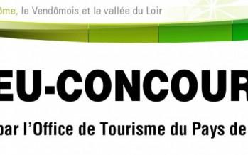 Jeu-concours de l'Office de Tourisme