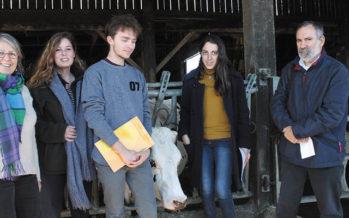 Le lycée agricole sème ses graines franco-portugaises
