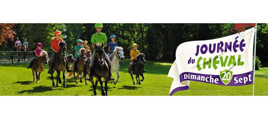 Journée du cheval : dimanche 20 septembre