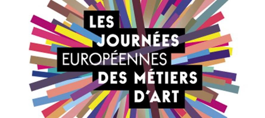 Journées européennes des Métiers d'Art les 1er, 2 et 3 avril 2016