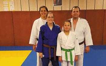 Le Judo club Savigny: au top sur les tatamis
