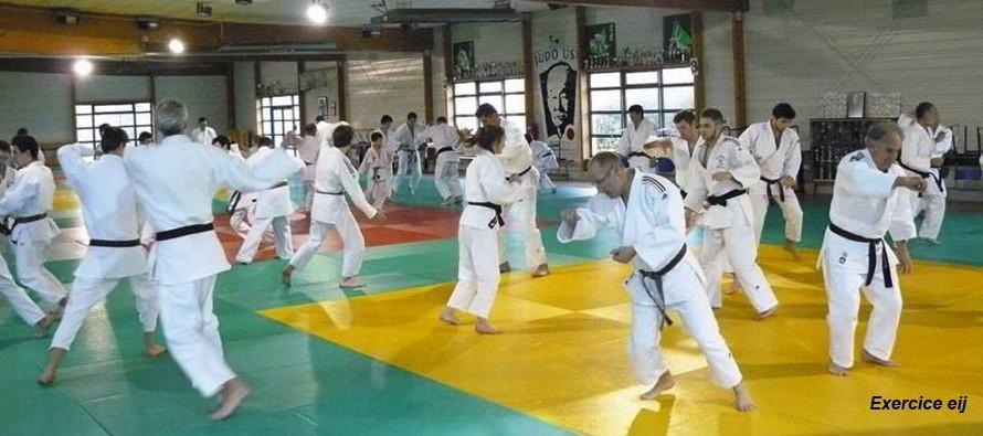 L'USV Judo