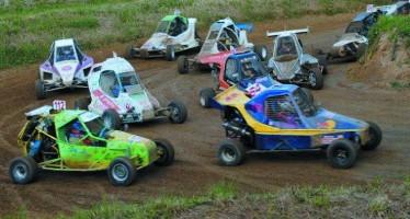 Kart Cross: Auto Poursuite sur terre