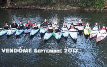 Le kayak en esquimautage
