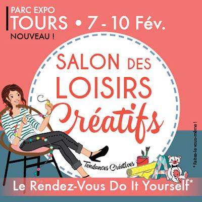 salon des Loisirs Créatifs ; TENDANCES CRÉATIVES