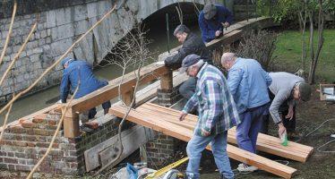 Restauration du Lavoir Saint-Georges : 28e chantier de Résurgence