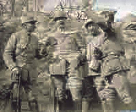 Première guerre mondiale ; Albert-Jean Després