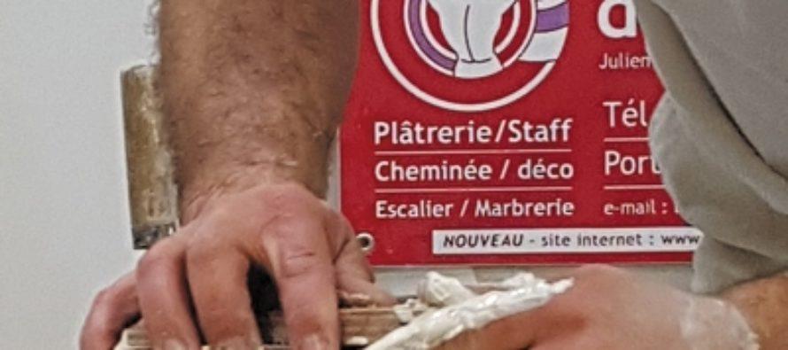 Les Ateliers du Plâtre et l'art du feu