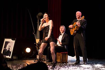 Les Ballandiers ; Cabaret Gymnopédique ; Erik Satie ; Fontaine les Coteaux