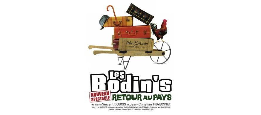 Les Bodin's en spectacle