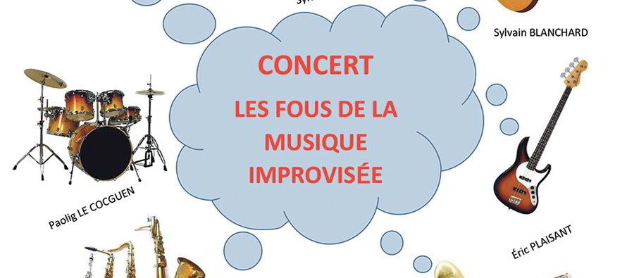 Les fous de la musique improvisée