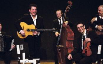 Exceptionnel concert de jazz Tsigane avec « Les Pommes de ma douche »