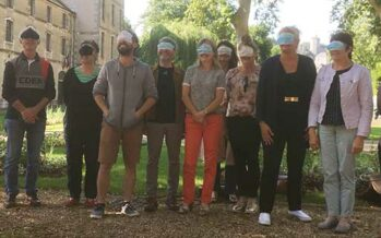 Visiter le château de Vendôme les yeux bandés